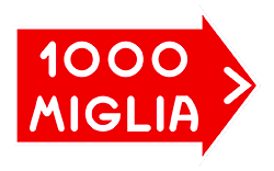 1000 Miglia Logo