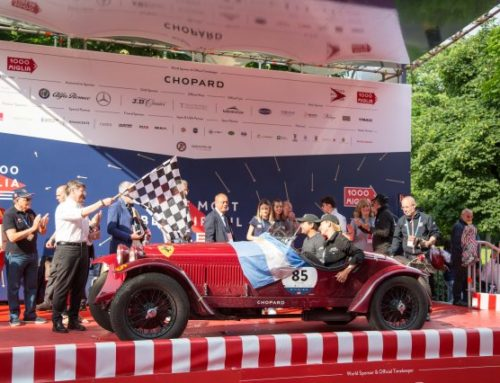 Argentine crew Tonconogy – Ruffini won the 1000 Miglia 2018