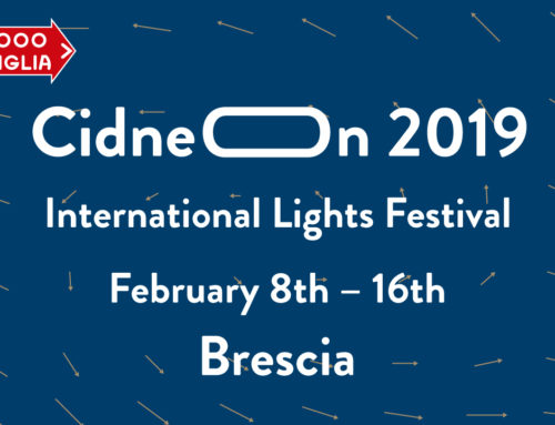 CidneOn celebrates the 1000 Miglia with the magic of the lights