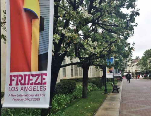 1000 Miglia a Frieze Los Angeles, tra le opere di arte contemporanea