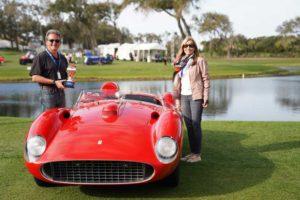Premio Spirit of 1000 Miglia all'Amelia Island Concours d'Elegance 2019