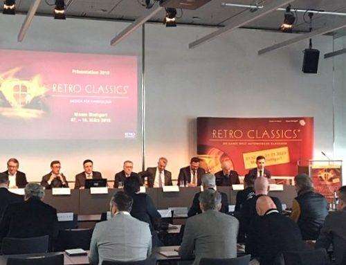 Presentata a Retro Classics la 1000 Miglia 2019