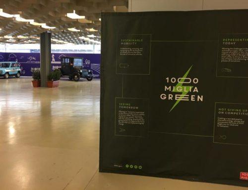 La 1000 Miglia Green alla prima edizione di ExpoMove Firenze