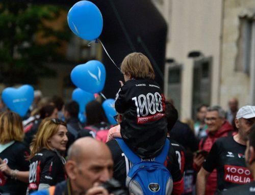 Grande successo per la 1000 Passi per Brescia