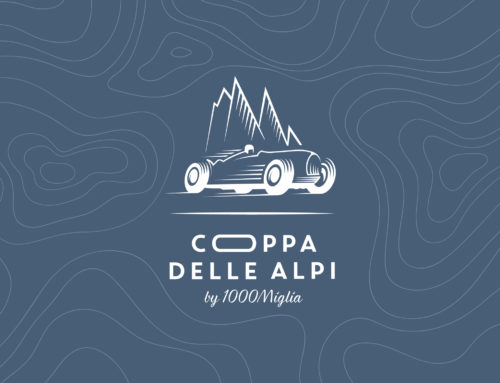 Entries for the first Coppa delle Alpi  by 1000 Miglia are  now open