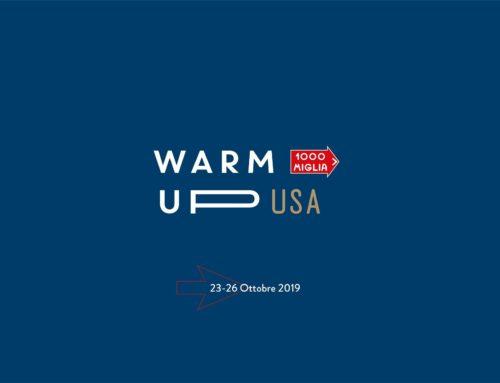 1000 Miglia Warm Up USA 2019, al via le iscrizioni