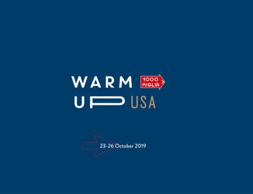 1000 Miglia Warm Up USA 2019, entries are now open