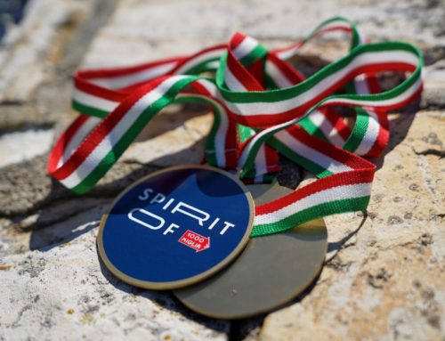 """Spirit of 1000 Miglia"" Program launched during Monterey Car Week – first 13 medallions presented"