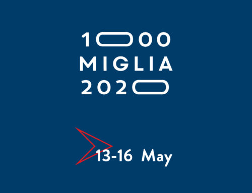 The 1000 Miglia 2020 has been presented