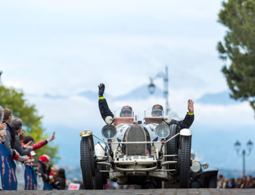 Entries for the 1000 Miglia 2020 will open on October 30th