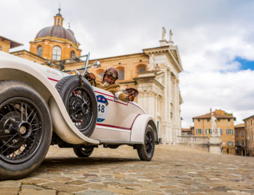 Entries for the 1000 Miglia 2020 are now open