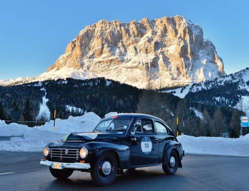 L'equipaggio Margiotta-Urbini vince la prima Coppa delle Alpi by 1000 Miglia