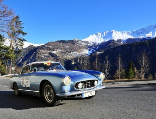 The Coppa delle Alpi arrives in Saint Moritz
