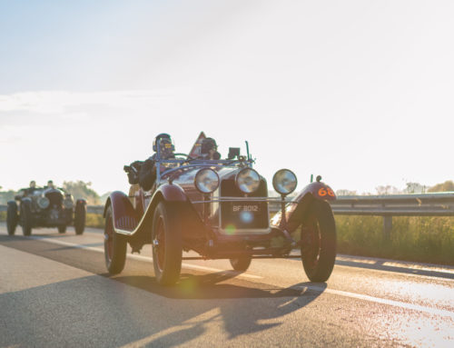 Last hours to enter into the 1000 Miglia 2020