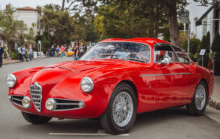 Alfa Romeo 1900 Super Sport - 1957
