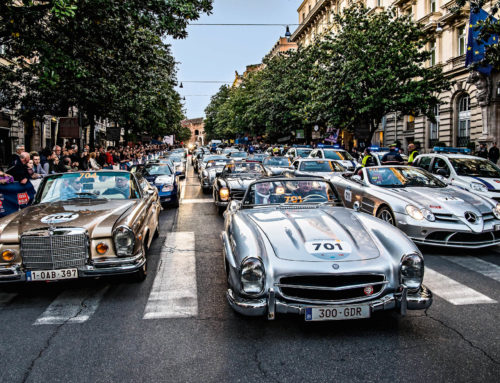 Mercedes-Benz 1000 Miglia Challenge 2020