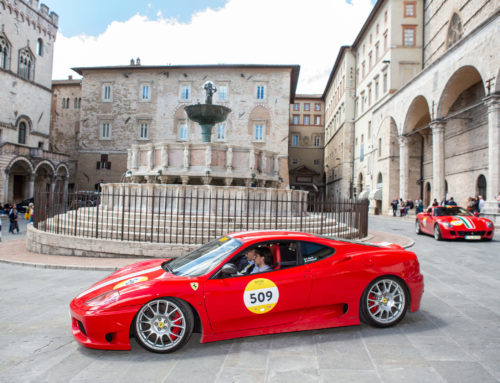 Ferrari Tribute to 1000 Miglia 2020: iscrizioni fino al 20 marzo
