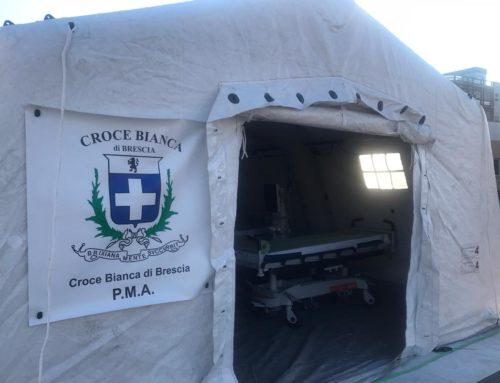 1000 Miglia a sostegno di Croce Bianca