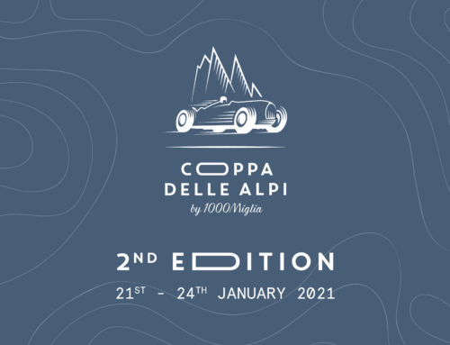 The dates of the second edition of the Coppa delle Alpi by 1000 Miglia have been made official