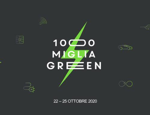 1000 Miglia Green: dal 22 al 25 ottobre 2020 la nuova edizione