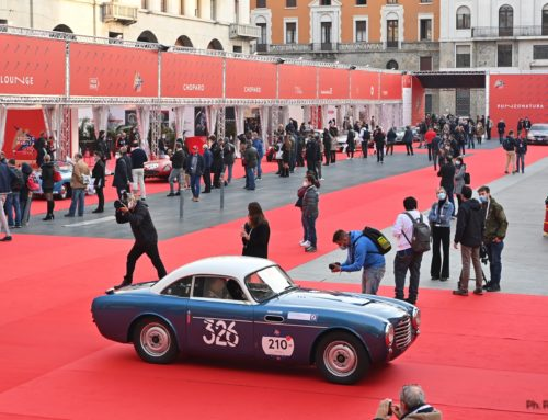 One day left to the 1000 Miglia 2020
