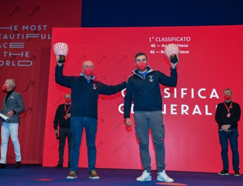 Andrea e Roberto Vesco win the 1000 Miglia 2020