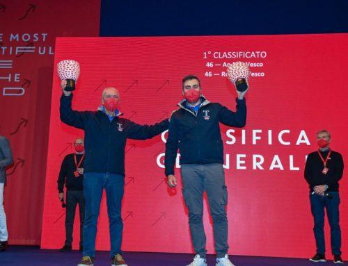 Andrea e Roberto Vesco vincono la 1000 Miglia 2020