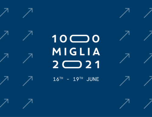 1000 Miglia will be held from the 16th to the 19th June