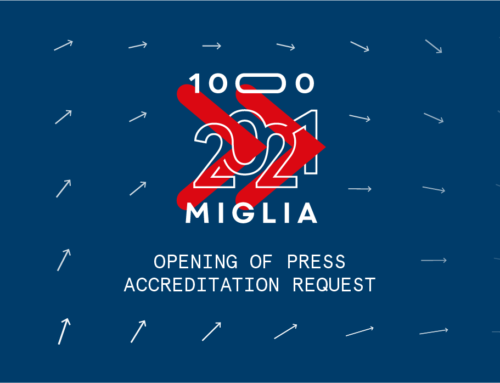 Opening of press accreditation requests