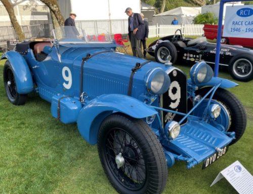 Premio Spirit of 1000 Miglia all'Amelia Island Concours d'Elegance 2021