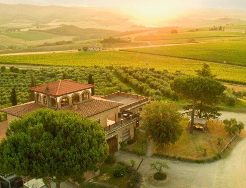 Villa Trasqua is Official Red&White Wine of 1000 Miglia 2021