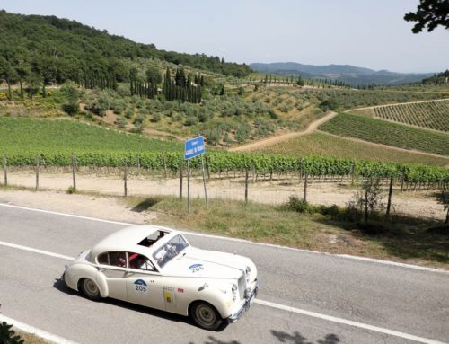 At the end of the third leg, the 1000 Miglia arrived in Bologna